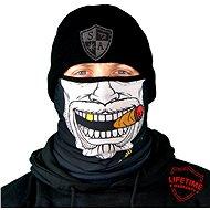 SACO Fleece face shield - Gangster