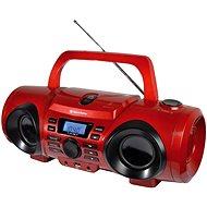 Roadstar CDR-265U červený