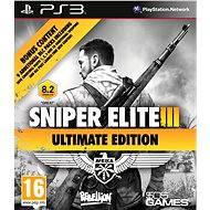 Sniper Elite 3 Ultimate Edition - PS3