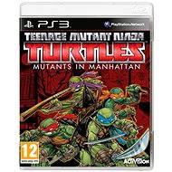 PS3 -Teenage Mutant Ninja Turtles - PS3