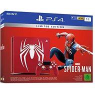 PlayStation 4 1TB Slim Spider-Man Limited Edition