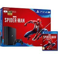 PlayStation 4 Pro 1TB + Spider-Man
