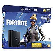PlayStation 4 Pro 1TB + Fortnite