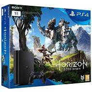 Sony PlayStation 4 -  1TB Slim Horizon Zero Dawn Edition