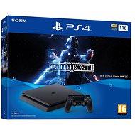 PlayStation 4 1TB Slim Star Wars Battlefront II