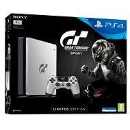 PlayStation 4 1TB Slim - Gran Turismo Sport Limited Edition