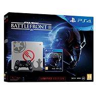 PlayStation 4 1TB Slim Star Wars Battlefront II Limited Edition