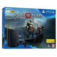 PlayStation 4 1TB Slim + God Of War