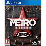 Metro: Exodus - Aurora edition - PS4