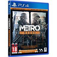 Metro Redux CZ - PS4