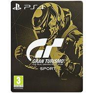 Gran Turismo Sport steelbook - PS4