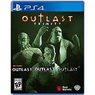 Outlast Trinity - PS4