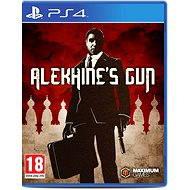 Alekhine's Gun - PS4