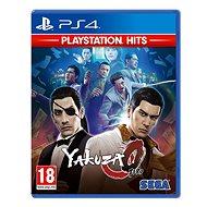 Yakuza 0 - PS4