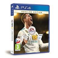 FIFA 18 Ronaldo Edition - PS4