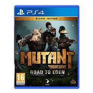 Mutant Year Zero: Road to Eden - PS4