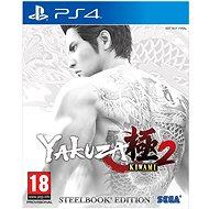 Yakuza Kiwami 2 Steelbook Edition - PS4