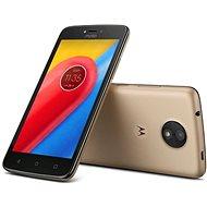 Motorola Moto C Gold