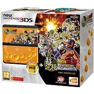 Nintendo NEW 3DS Black + DragonBall Z: Extreme Butoden + SNES DragonBall Z: Extreme Butoden 2 + Face