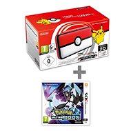 Nintendo NEW 2DS XL Pokéball Edition + Pokémon Ultra Moon