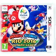 Mario & Sonic in Rio - Nintendo 3DS