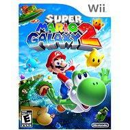 Nintendo Wii - Super Mario Galaxy 2