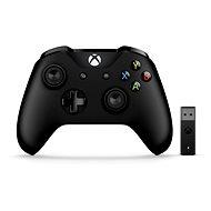 Xbox One Wireless Controller + Bezdrátový adaptér pro Windows 10