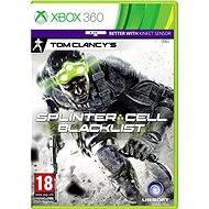 Tom Clancys: Splinter Cell: Blacklist CZ -  Xbox 360