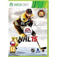 NHL 15 CZ -  Xbox 360