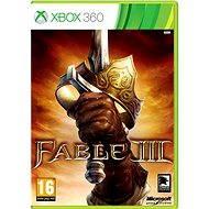 Xbox 360 - Fable III CZ