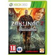 Zaklínač 2: Vrahové králů CZ -  Xbox 360