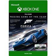 Forza Motorsport 6 - C2C- Xbox One