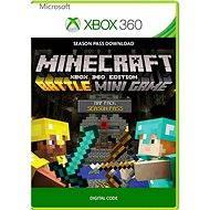 Minecraft: Xbox 360 Edition: Battle Map Pack Season Pass - C2C- Xbox 360