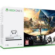 Xbox One S 1TB Assassins Creed: Origins + Rainbow 6: Siege
