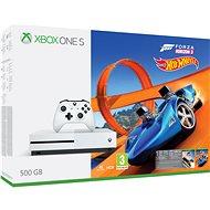 Xbox One S 500GB Forza Horizon 3 + Forza Horizon 3 Hot Wheels DLC