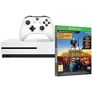 Xbox One S 1TB + Playerunknown's Battleground
