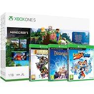 Xbox One S 1TB Kids Pack