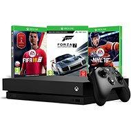 Xbox One X Sports Pack