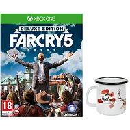 Far Cry 5 Deluxe Edition + Originální Hrnek - Xbox One