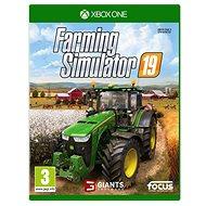 Farming Simulator 19 - Day One Edition - Xbox One