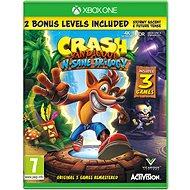Crash Bandicoot N Sane Trilogy - Xbox One