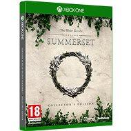The Elder Scrolls Online: Summerset Collectos Edition - Xbox One
