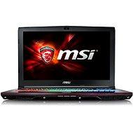 MSI GE62 6QE-1037CZ Apache Pro