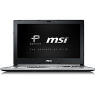 MSI PX60 6QD-039CZ Prestige Aluminium