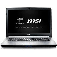 MSI PE70 6QE-096CZ Prestige Aluminium