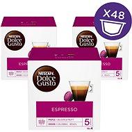 Nescafé Dolce Gusto Espresso 16ks x 3