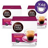 Nescafé Dolce Gusto Espresso Decaffeinato Red 16ks x 3