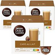 Nescafé Dolce Gusto Café Au Lait 16ks x 3
