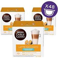 Nescafé Dolce Gusto Latte Macchiato bez cukru 16ks x 3