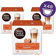 Nescafé Dolce Gusto Latte Macchiato Caramel 16ks x 3